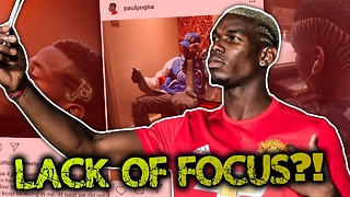 EXCLUSIVE: Social Media Is Ruining Pogba's Career Because... | Rio Ferdinand Quick Fire Questions! - Video