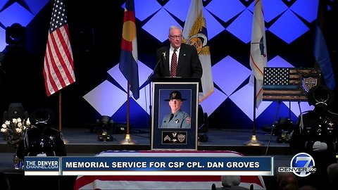 Chris Remington remembers his longtime friend Corporal Dan Groves