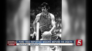 Former Vanderbilt Basketball Player Found Dead In Kentucky - Video