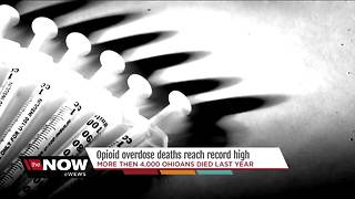 Heroin deaths continue to climb, Ohio named 'ground zero' - Video