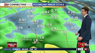 23ABC Evening weather update January 28,2021