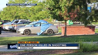 One person killed in Sheboygan shooting