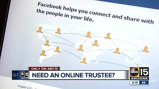 What happens to your social media accounts after you pass away? - Video