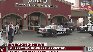 UPDATE: Police capture jewelry thieves - Video