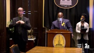 Baltimore City reimposes several COVID-19 restrictions
