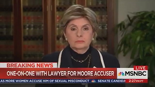 Moore Campaign: Media Ignoring Conflicting Accounts Within Accuser's Narrative - Video
