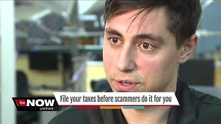 Tax season brings forth new wave of scams targeting tax payers - Video