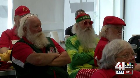 Santas from across country attend conference in OP