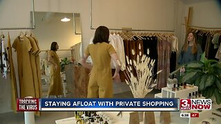 Staying afloat with private shopping