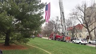 KC FBI agent will be laid to rest today - Video