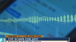 Top scams to watch out for in 2017 - Video