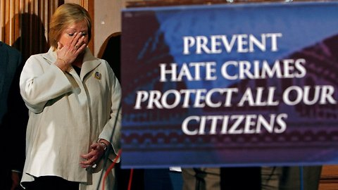 Some States Don't Protect LGBTQ From Hate Crimes