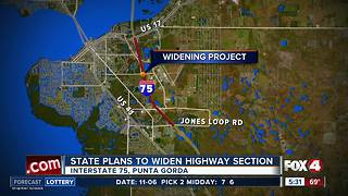 State moves forward with plans to widen Charlotte Co. highway - Video