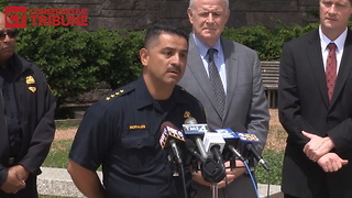 Watch: Police Chief Savages Reporters For Disgusting Treatment Of Officer's Death - Video