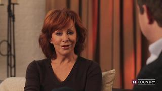Reba McEntire talks about being inspired by her grandmother | Rare Country