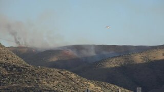 Air support helps Boise District BLM suppress Lucky Peak fire