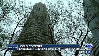 Residents in apartments connected to Ritz-Carlton, Denver: We've been without hot water for months