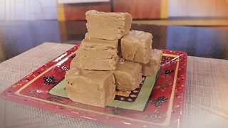 What's for Dinner? - Peanut Butter Fudge
