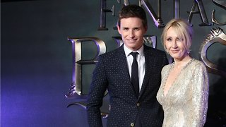 J.K. Rowling Talks About Dumbledore and Grindelwald's Relationship