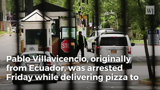 Illegal Immigrant Arrested After Trying To Deliver Pizza to Military Post