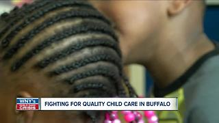 One woman's quest in child care
