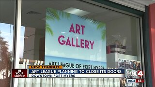 Fort Myers Art League closing in March