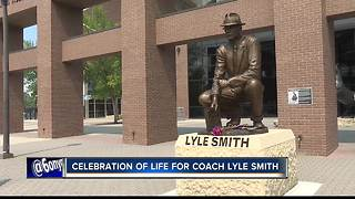 Celebration of Life for former Bronco football coach Lyle Smith - Video