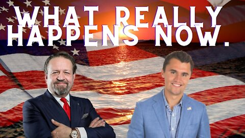 What Really Happens Now. Sebastian Gorka with Charlie Kirk