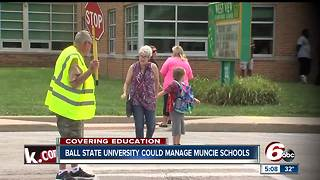 Ball State University could manage Muncie schools