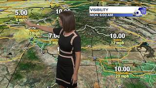Storms, smoke, and wind take over central and SW Idaho on Monday