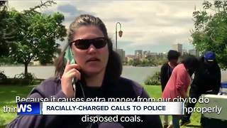 Racially-charged calls to police spark new concerns across America and here at home - Video