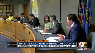 Less money, more problems for HamCo commission - Video