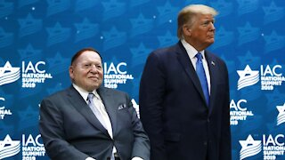 Influential GOP Donor Sheldon Adelson Dies At 87