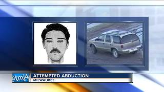 Police seek suspect in south side attempted abduction - Video