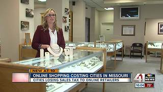 Cities to make adjustments as online shopping booms - Video