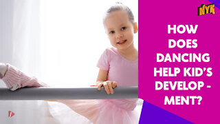 How Do Early Childhood Dance Classes Help Toddlers? *