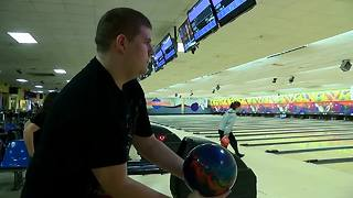 Kenmore East's Kobi Wiewiorski records his first perfect game - Video