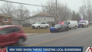 LC's owner, neighbor recovering after robbery - Video