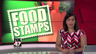 USDA proposes crackdown on food stamps