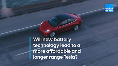 Tesla unveils its 'truly revolutionary' new battery