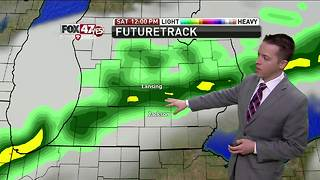 Dustin's Forecast 10-11 - Video
