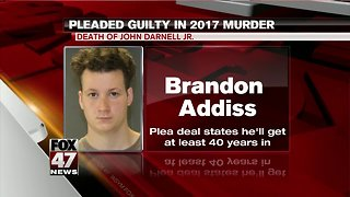 Man to be sentenced in 2017 murder - Video