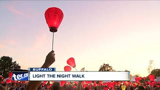 Light the Night raises money for a cure - Video