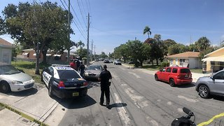 West Palm Beach detectives investigating deadly double shooting