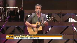 Courtney Corbetta Interviews Country Music Star Darrel Scott - Video