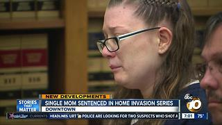 2 Sentenced for home invasion series - Video