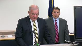 Douglas County Attorney charges two OPD officers - Video