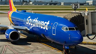 Southwest Airlines Files For U.S. Treasury Aid