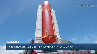Kennedy Space Center offers virtual camp
