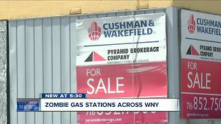One too many abandoned gas stations in WNY - Video